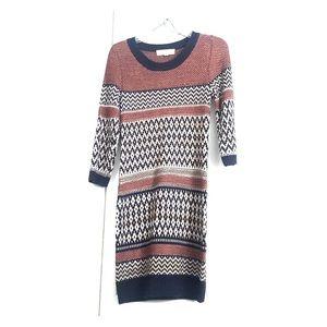 Woven Dress. Size XS